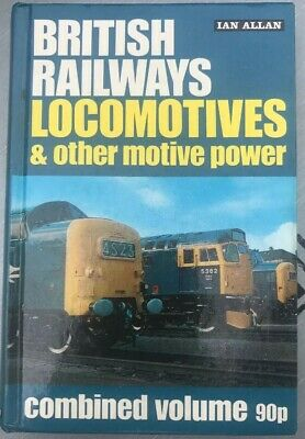 Ian Allan Abc British Railways Locomotives & Other Motive Power 1973 Underlining