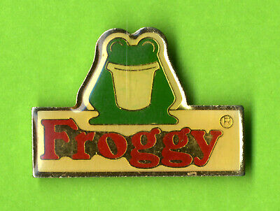 Pin's - Froggy