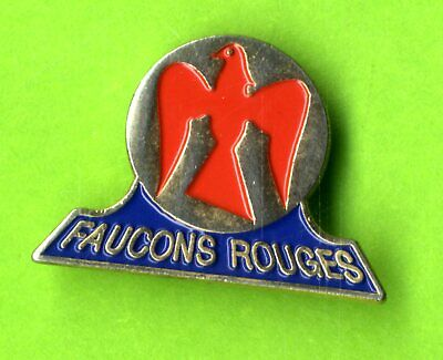 Pin's - Faucons Rouges (2)
