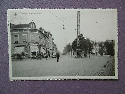 Ancienne carte postale  SERAING    PLACE DU PAIRAY