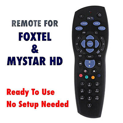 PAYTV Foxtel Remote Control Replacement AU