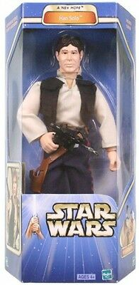 """Star Wars A New Hope Han Solo 12"""""""