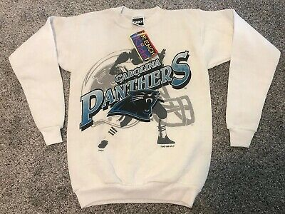 outlet store acad3 8f751 NWT VINTAGE CAROLINA Panthers Baby Triple Woven Jacquard ...