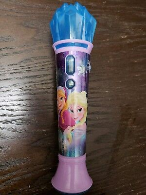 Disney Frozen Elsa & Anna MP3 Microphone