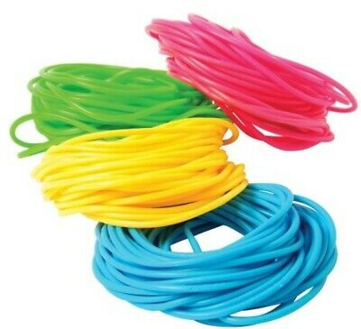 144 - Neon Jelly Bracelets Assorted 4 Colors
