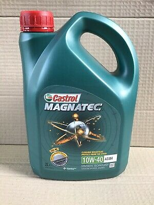 Castrol MAGNATEC 10W-40 A3/B4 Part-Synthetic Engine Oil