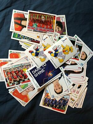 FIFA Women's World Cup 2019 Stickers, SELECT FROM LIST