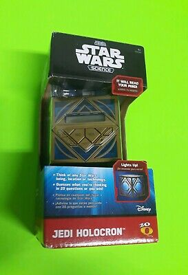 Star Wars Science - Jedi Holocron New 20Q