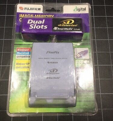 FINEPIX IMAGE MEMORY CARD READER DPC-R1 WINDOWS 7 DRIVER