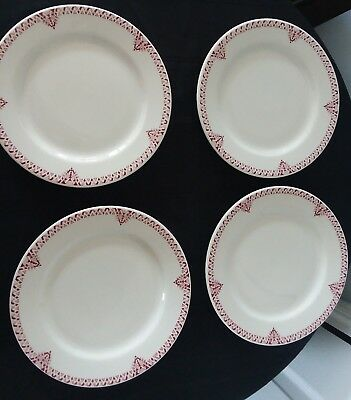 Sterling verified China 9 inch plate