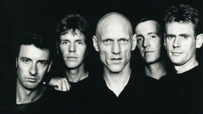 Midnight Oil Canberra Tickets 26 May | General Admission Standing