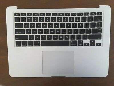 Mackbook Air Mid 2012 Keyboard Palmrest Complete