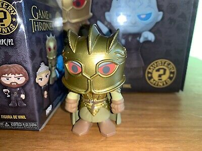 Funko Mystery Minis Game of Thrones Armored Mountain 1/24 Vinyl Figure HOT TOPIC