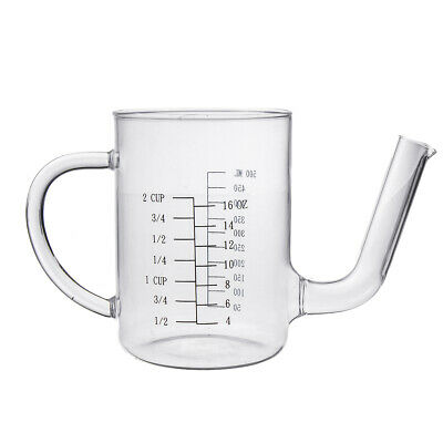 500mL Grease Separator Borosilicate Glass Cup Multifunctional