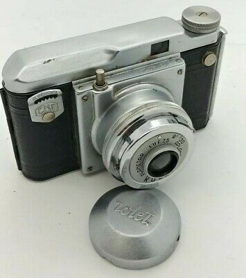 Vintage BENCINI CMF ROLET 127 roll film Camera Made in Italy