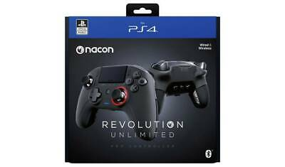 Revolution Unlimited Pro Wireless PS4 Controller by Nacon. New