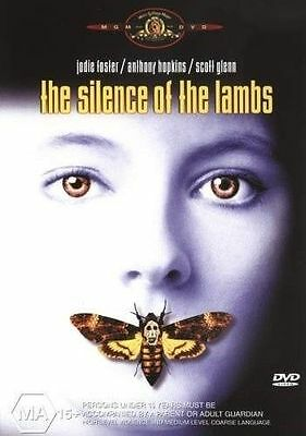 The Silence Of The Lambs (DVD, 2007), NEW SEALED AUSTRALIAN RELEASE REGION 4