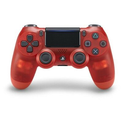 Official Sony PlayStation 4 DualShock 4 Wireless Controller Crystal Red PS4 AUS