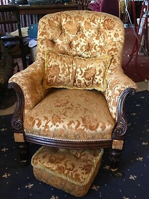 Antique Occassional Chair