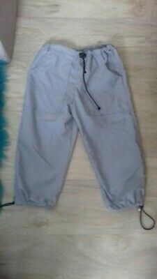 Boys 2-3 Years Elasticated Trousers Mint Condition