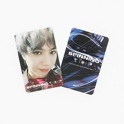 [GOT7] SPINNING TOP Official Photocard / Eclipse / 1pc / YUGYEOM 3