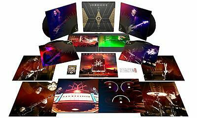 Live From The Artists Den [4 LP/2 CD/Blu-ray Super Deluxe Edition] Soundgarden*