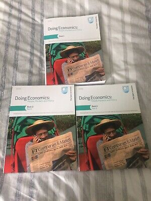 DD309 Doing Economics People Markets Policy Book Set