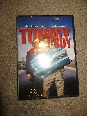 "ZTommy Boy (DVD, 2005, 2-Disc Set, Widescreen ""Holy Schnike"" Edition)"