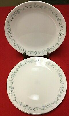 """Set of 5 Corelle COUNTRY COTTAGE Dinner Plates 10.25""""--Nice"""