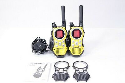MOTOROLA TALKABOUT T5720 5-Mile 22-Channel FRS/GMRS Two-Way Radio
