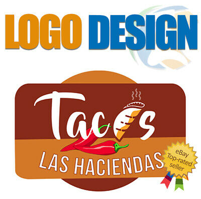 Logo Design Professional Custom Logo Design - Unlimited Resisions