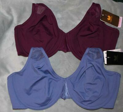 Body by Wacoal bra~NWT~seamless T Shirt~unlined underwire~65115~Jester Red