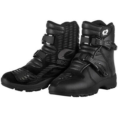 Oneal NEW Mx 2018 Shorty Black Adults CHEAP Street Road Bike Boots