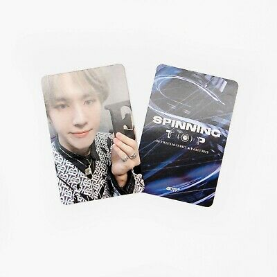 [GOT7] SPINNING TOP Official Photocard / Eclipse / 1pc / YUGYEOM 5