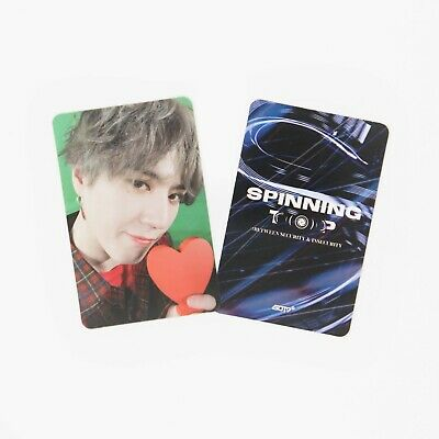 [GOT7] SPINNING TOP Official Photocard / Eclipse / 1pc / YUGYEOM 7