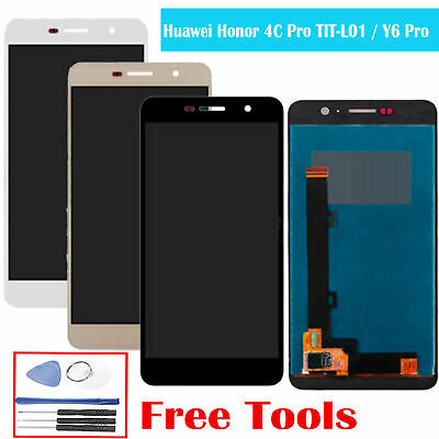 Per Huawei Honor 4C Pro TIT-L01 Huawei Y6 Display Touch Screen LCD Schermo Vetro
