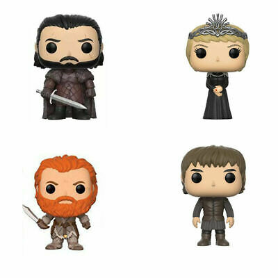 Funko Pop 10CM Game Of Thrones Vinyl Figure Collectable Toys Gifts Collection FR