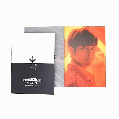 [GOT7]SPINNING TOP Album/Eclipse/Insecurity Photobook-Jinyoung Page/No photocard