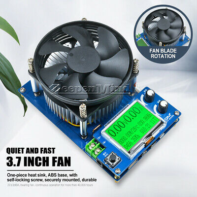 150W Electronic Load Battery Discharge Capacity Intelligent Tester 150V 10A EU