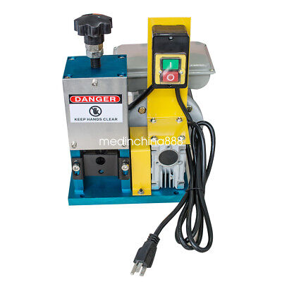 【USA】Portable Powered Electric Wire Stripping Stripper Machine Motorized Copper