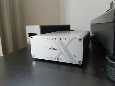 Graham Slee Reflex M Phono Preamp FREE SHIPPING WITH TRACKING (EU. Union only)