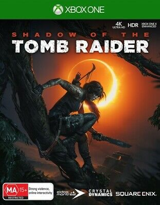 Shadow of the Tomb Raider  - Xbox One game - BRAND NEW