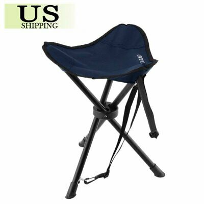 Stupendous Portal Portable Tall Tripod Stool Folding Slacker Chair Ocoug Best Dining Table And Chair Ideas Images Ocougorg