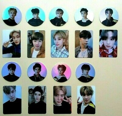 NCT 127 We are Superhuman 4th Album Authentic Official PHOTOCARD - Choose each