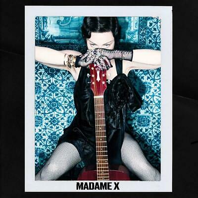 Madonna Madame X LIMITED-EDITION DELUXE 2CD Rare Hardcover Book Bonus Tracks