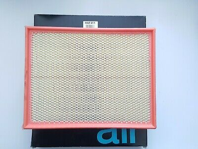 Halfords HAF381 Air Filter 143mm Wide 338mm Long 48mm High Spare Service Part