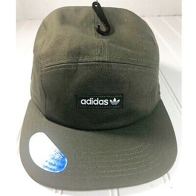 c880db299 ADIDAS DAD HAT 4 Panel Skateboarding Hat Green One Size Fits All ...