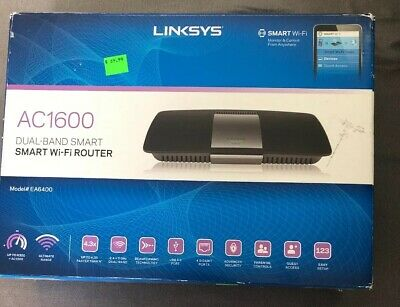 LINKSYS E1700 WI-FI Router 300Mbps 2 4GHz Wireless N300