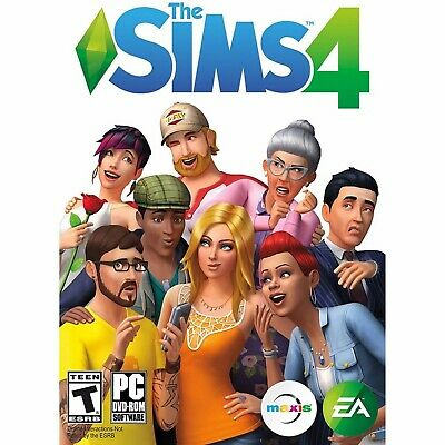 The Sims 4 FULL GAME PC