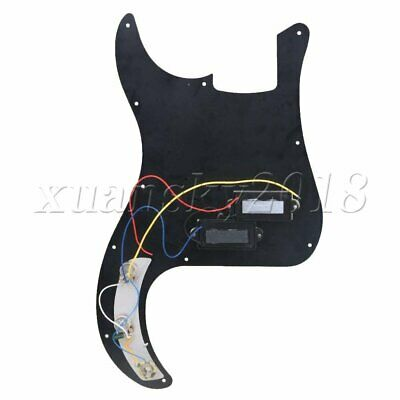 Loaded Pickguard for PB Bass Guitar for Precision Style Guitar